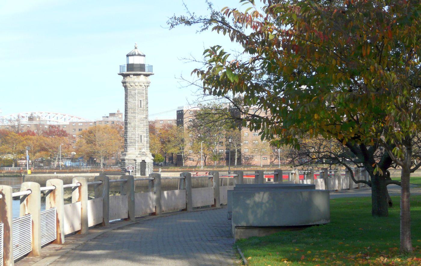 Roosevelt Island Leuchtturm