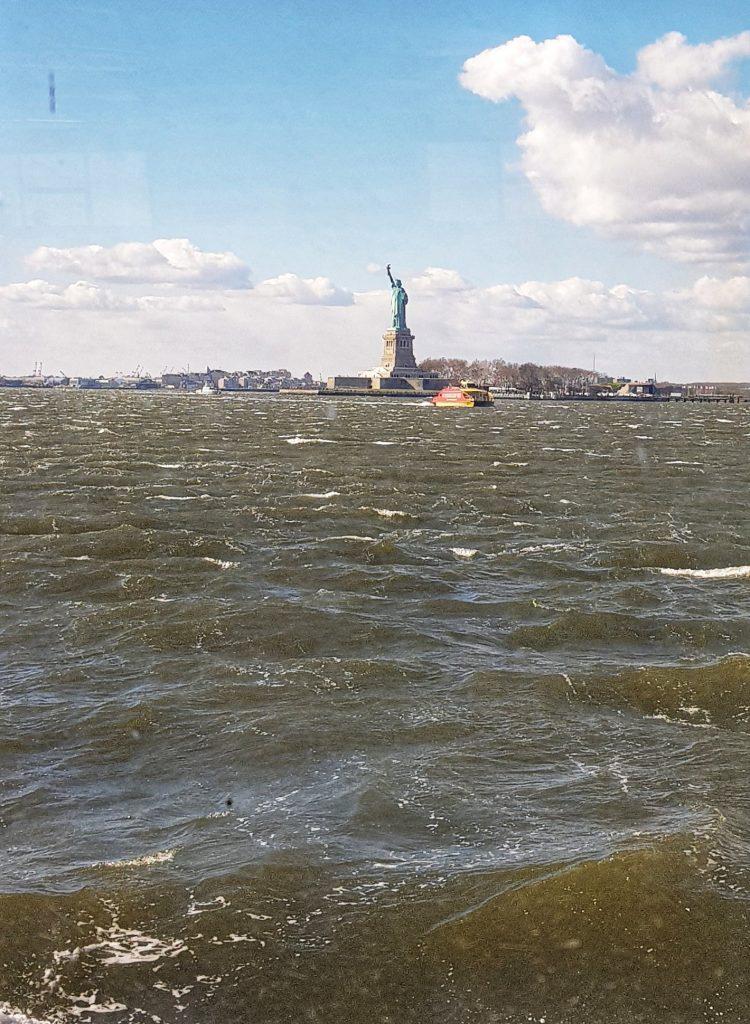 Freiheitsstatue in der Sehnsuchtsstadt New York
