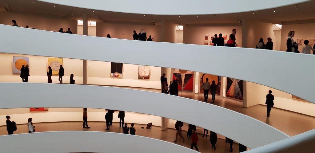 Guggenheim Museum in der Sehnsuchtsstadt New York